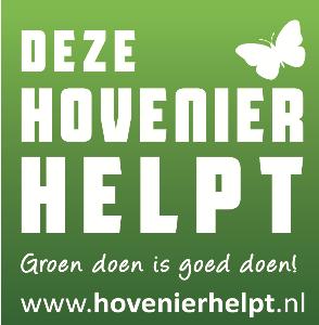 Jos Pheninckx Hoveniers steunt Hovenier Helpt